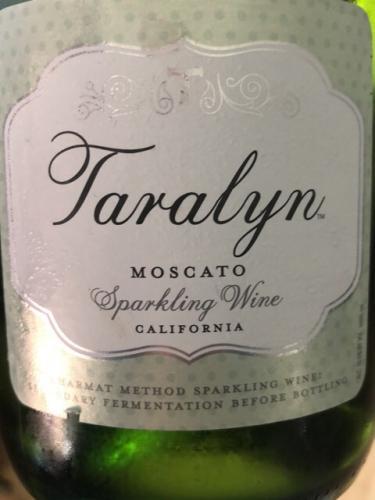 Taralyn - Sparkling Moscato - N.V.