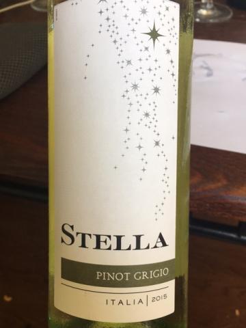 Stella - Pinot Grigio - 2015