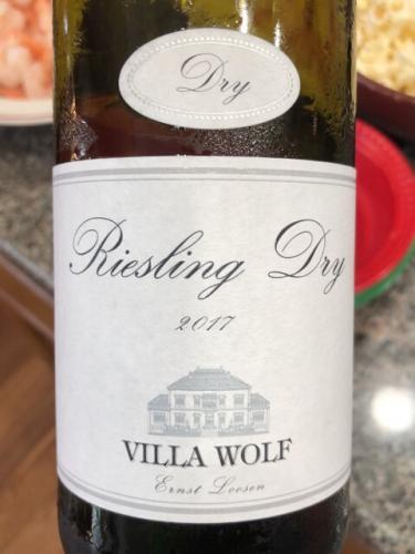 Villa Wolf - Riesling Dry - 2017