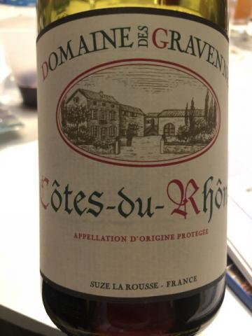 Honore Lavigne - Cuvée Speciale Côtes du Rhône - 2010