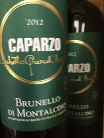 Caparzo - Brunello di Montalcino - 2012