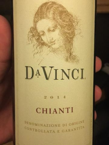 Da Vinci - Chianti - 2014