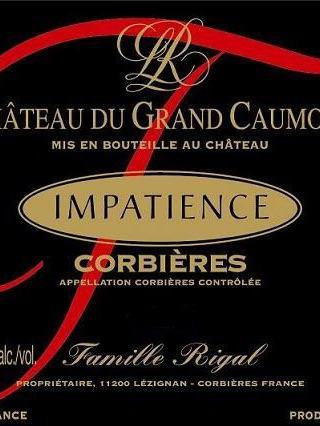 Château du Grand Caumont - Cuvée Impatience Corbieres - 2014