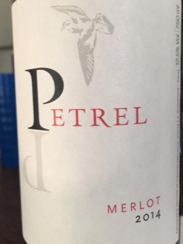 Petrel - Merlot - 2014