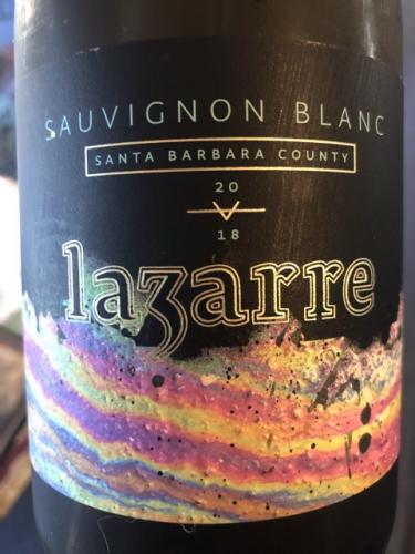 Lazarre - Sauvignon Blanc - 2018