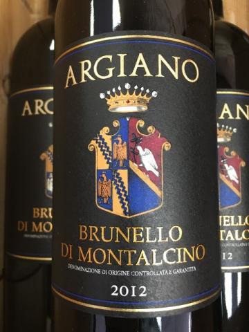 Argiano - Brunello di Montalcino - 2012