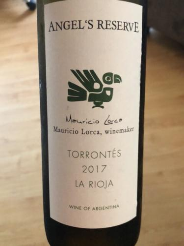 Mauricio Lorca - Angel's Reserve Torrontes - 2017