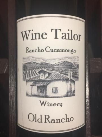 Wine Tailor - Old Rancho - N.V.