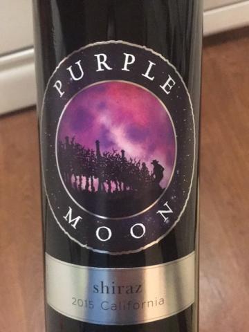 Purple Moon - Shiraz -