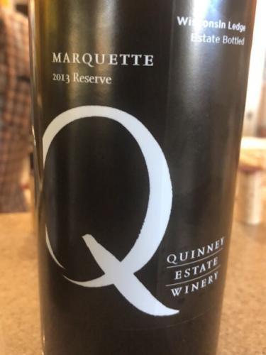 Quinney - Reserve Marquette - 2013