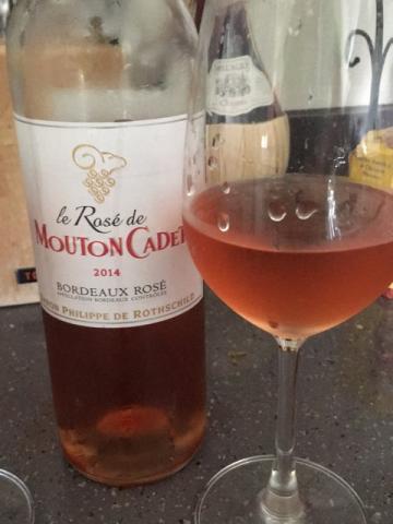 Mouton Cadet - Le Rosé de Mouton Cadet - 2014