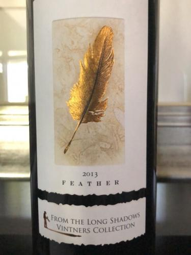 Long Shadows - Feather Cabernet Sauvignon - 2013