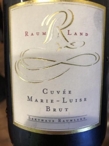 Raumland - Cuvée Marie-Luise Brut - 2008