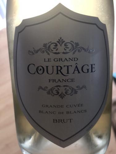 Le Grand Courtâge - Grande Cuvée Blanc de Blancs Brut - N.V.