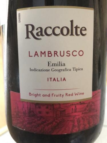 Riunite - Lambrusco Emilia - 2016