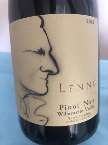 Lenné - Pinot Noir - 2014