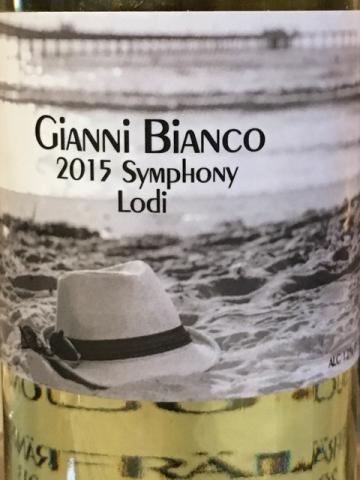 Gianni Buonomo - Symphony - 2015