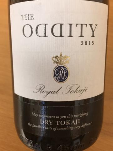 Royal Tokaji - Furmint The Oddity - 2015