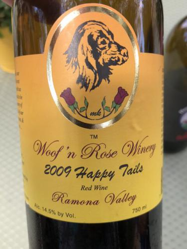 Woof n Rose - Happy Tails - 2009