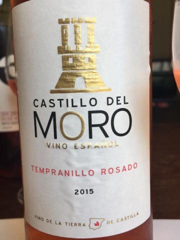 Castillo del Moro - Rosado Tempranillo - 2015