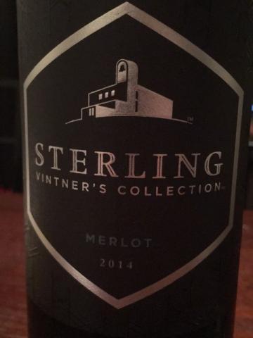 Sterling - Vintner's Collection Merlot - 2014