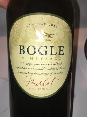 Bogle - Merlot - 2012