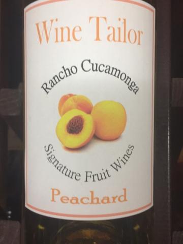 Wine Tailor - Peachard - N.V.