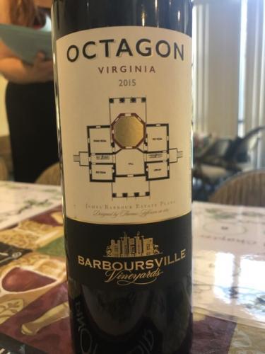 Barboursville - Octagon - 2015