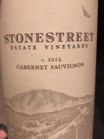 Stonestreet - Alexander Mountain Estate Cabernet Sauvignon - 2014