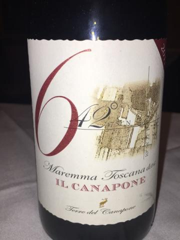 Canapone - 642° Il Canapone - 2011