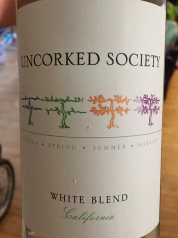 Uncorked Society - White Blend - N.V.
