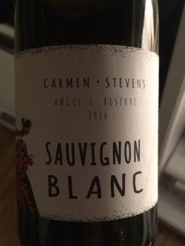 Carmen Stevens - Angels Reserve Sauvignon Blanc - 2016