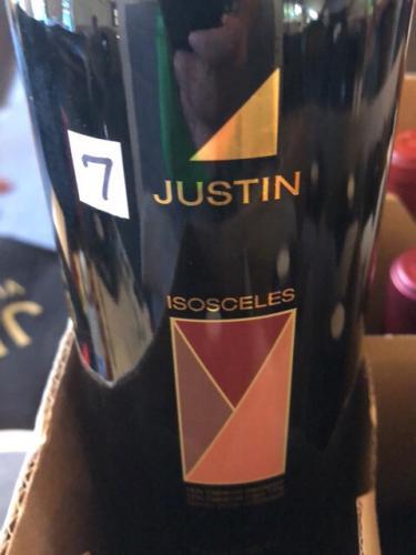 Justin - Isosceles - 2012