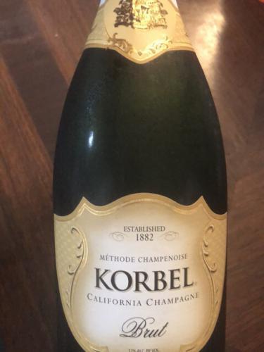 Korbel - Brut - N.V.