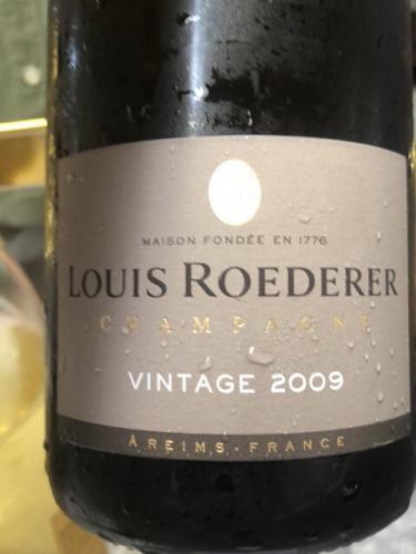 Louis Roederer - Brut Champagne (Vintage) - 2009