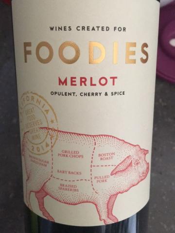 Foodies - Merlot - 2013