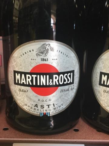 Martini - Asti Martini & Rossi - N.V.