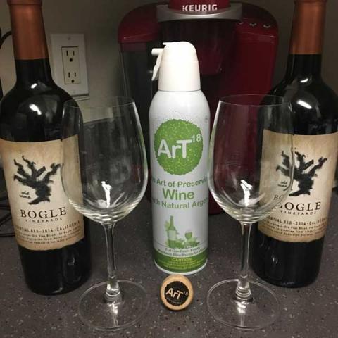 ArT Wine Preservation