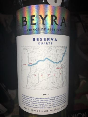 Beyra - Reserva Quartz Blanco - 2015