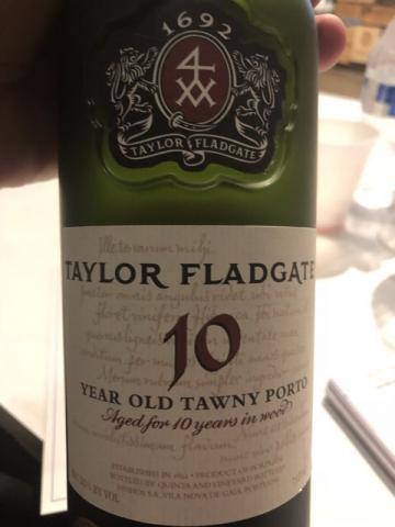 Taylor's - 10 Year Old Tawny Port - N.V.