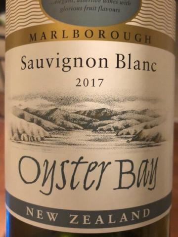 Oyster Bay - Sauvignon Blanc - 2017