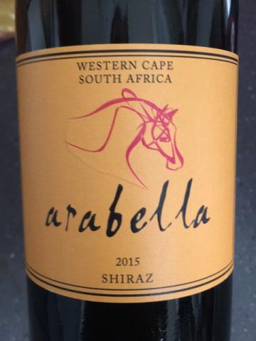 Arabella - Shiraz - 2015