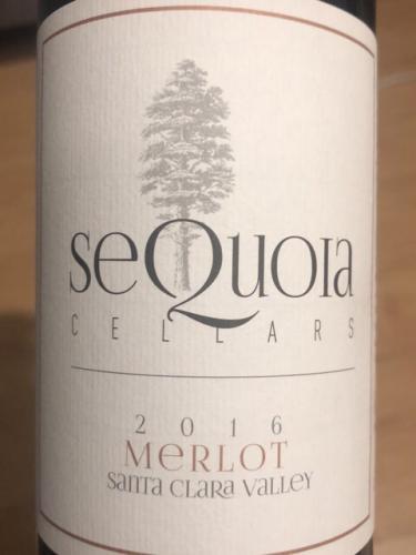 Sequoia Cellars - Merlot - 2016