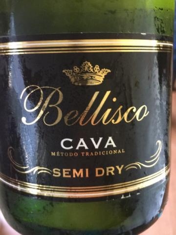 Bellisco - Cava Semi Dry - N.V.