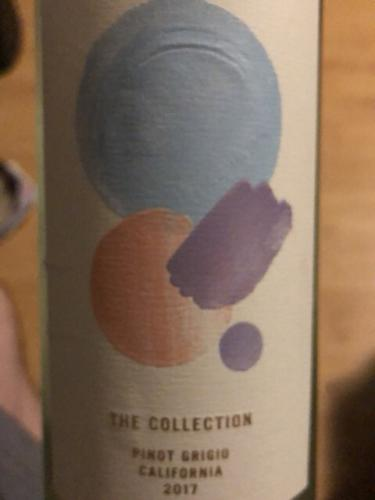The Collection - Pinot Grigio - 2017