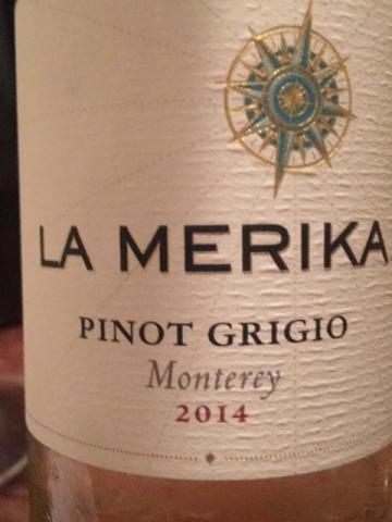 La Merika - Pinot Grigio - 2014