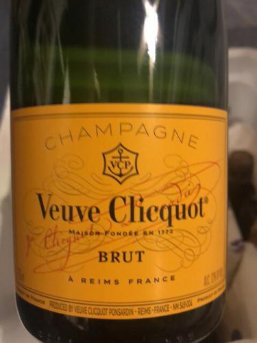 Veuve Clicquot - Brut (Carte Jaune) Champagne - N.V.