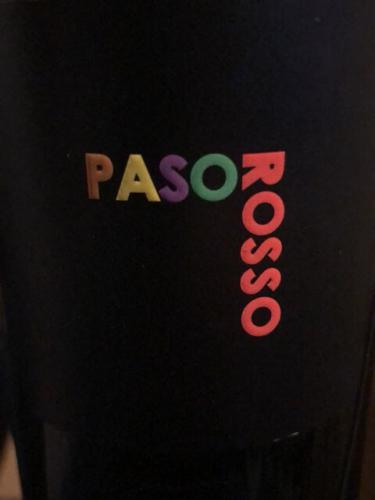 Broken Earth Winery - Paso Rosso - N.V.