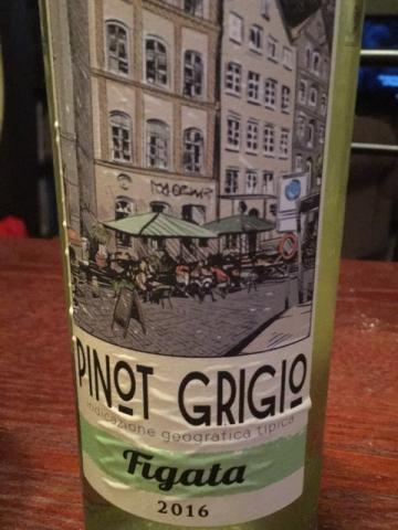 Figata - Pinot Grigio - 2016