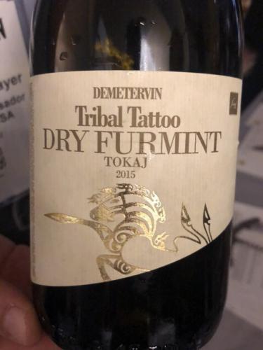 Demetervin - Dry Furmint - 2016